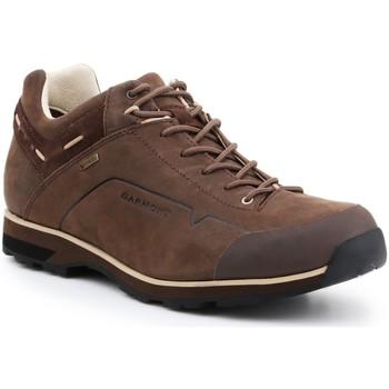 Schuhe Herren Sneaker Low Garmont Trekkingschuhe  Miguasha Low Nubuck GTX 481243-21A braun