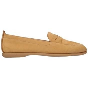 Schuhe Damen Slipper Carmela 6715015 Mujer Camel marron