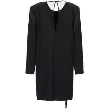 Kleidung Damen Kurze Kleider Annarita N  schwarz