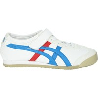 Schuhe Kinder Sneaker Low Onitsuka Tiger 1184A049 Weiss/Blau