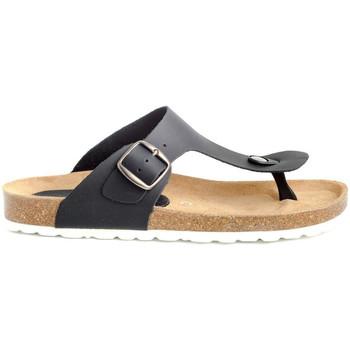 Schuhe Damen Sandalen / Sandaletten Colour Feet MITJANA Schwarz