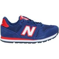 Schuhe Kinder Multisportschuhe New Balance YC373SNW Azul