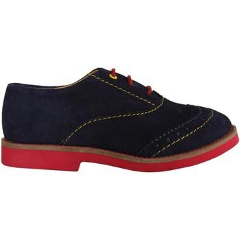 Schuhe Jungen Derby-Schuhe & Richelieu Cheiw 47041 Azul