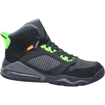 Schuhe Herren Basketballschuhe Nike Jordan Mars 270 Schwarz, Grau, Grün