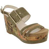 Schuhe Damen Sandalen / Sandaletten Durá - Durá  Verde