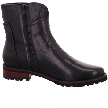 Schuhe Damen Boots Everybody Stiefeletten 58465-nero schwarz
