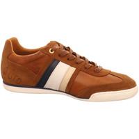 Schuhe Herren Sneaker Low Pantofola D` Oro Schnuerschuhe ImolaUomoLow-JCU braun