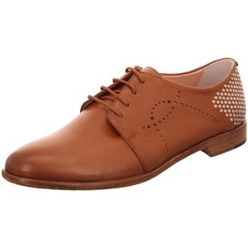 Schuhe Damen Derby-Schuhe & Richelieu Triver Flight Schnuerschuhe 24-cuoio braun