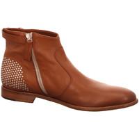 Schuhe Damen Boots Triver Flight Stiefeletten 17-cuoio braun