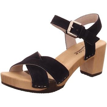Schuhe Damen Sandalen / Sandaletten Softclox Sandaletten 3517-06 blau