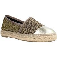 Schuhe Damen Leinen-Pantoletten mit gefloch Toni Pons RONDA S Mehrfarbig