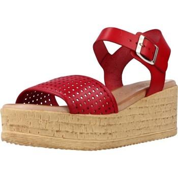 Schuhe Damen Sandalen / Sandaletten Cokketta 1031Y Rot