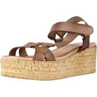 Schuhe Damen Sandalen / Sandaletten Cokketta 1032Y Brown