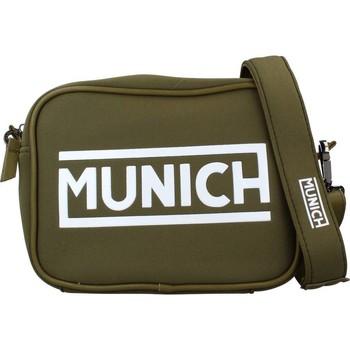 Taschen Damen Umhängetaschen Munich CROSSOVER MINI FLOW Grün