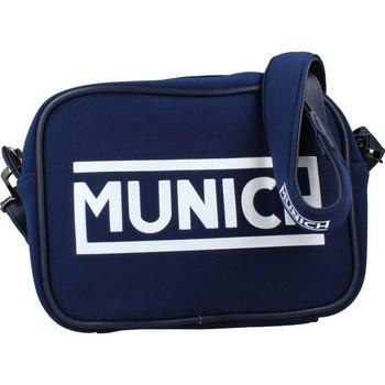 Taschen Damen Umhängetaschen Munich CROSSOVER MINI FLOW Blau