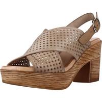 Schuhe Damen Sandalen / Sandaletten Cokketta 1210Y Brown