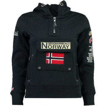 Kleidung Damen Sweatshirts Geographical Norway WR773E/GN Blau
