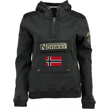 Kleidung Herren Sweatshirts Geographical Norway WR773E/GN Grau