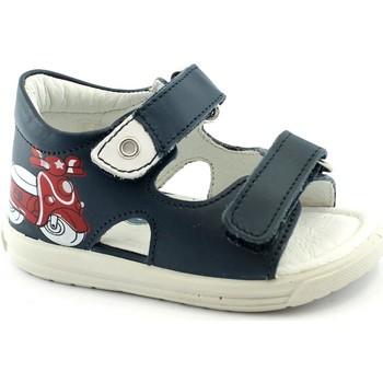 Schuhe Jungen Sandalen / Sandaletten Naturino FAL-E21-500898-NA Blu