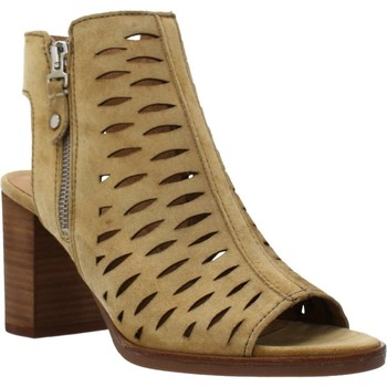 Schuhe Damen Low Boots Alpe 4179 11 Brown