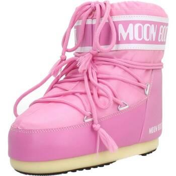 Schuhe Damen Schneestiefel Moon Boot 14093400 003 Rosa