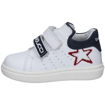 Schuhe Jungen Sneaker Low Balducci MSP3600 WEISS