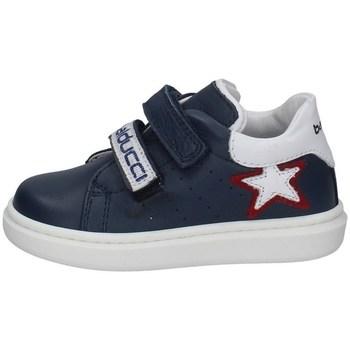 Schuhe Jungen Sneaker Low Balducci MSP3600 BLAU