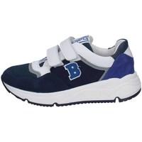 Schuhe Jungen Sneaker Low Balducci FAL1051 BLAU