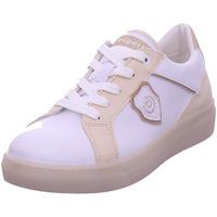 Schuhe Damen Sneaker Low Bugatti - 4318771350502052 weiß