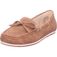 Schuhe Damen Bootsschuhe Idana - 242691000459 braun