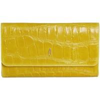 Taschen Damen Geldtasche / Handtasche Aniye By 185801 Gelb