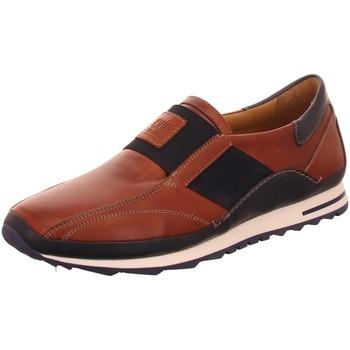Schuhe Herren Slipper Galizio Torresi Slipper 418590 braun