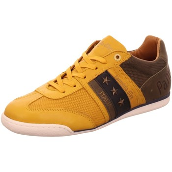 Schuhe Herren Derby-Schuhe & Richelieu Pantofola D` Oro Schnuerschuhe Imola Croco curry 10203065 63 A gelb
