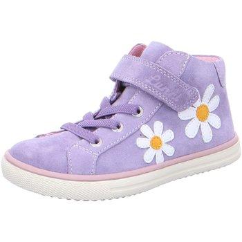 Schuhe Mädchen Sneaker High Lurchi High Stiefelette SIBBI 33-13661-39 lila