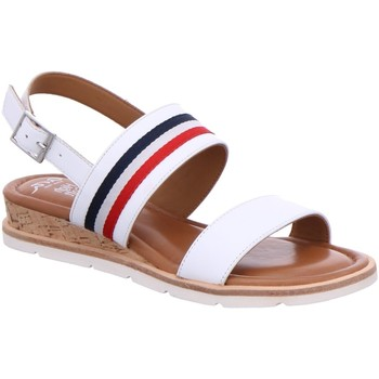 Schuhe Damen Sandalen / Sandaletten Ara Sandaletten 12-28705-06 weiß