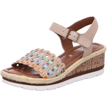 Schuhe Damen Sandalen / Sandaletten Ara Sandaletten Cadiz-S beige