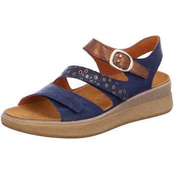 Schuhe Damen Sandalen / Sandaletten Think Sandaletten 3-000252-8000 blau