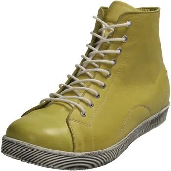 Schuhe Damen Boots Andrea Conti Stiefeletten 0341500-010 gelb
