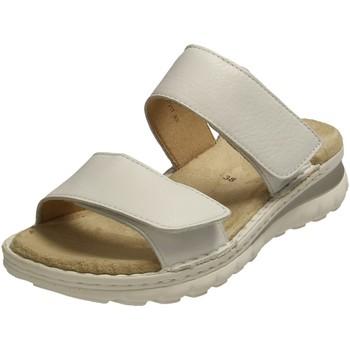 Schuhe Damen Pantoffel Ara Pantoletten Tampa-S 47217-83 weiß