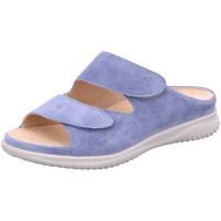 Schuhe Damen Pantoffel Hartjes pantoffel 110122/42,00 blau
