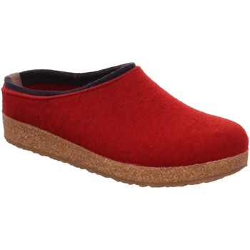 Schuhe Damen Hausschuhe Haflinger 711056-042 rot