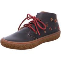 Schuhe Damen Sneaker High Think Stiefeletten 3-000353-0000 schwarz