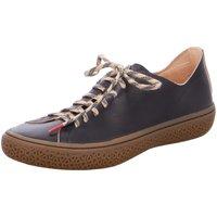 Schuhe Damen Derby-Schuhe & Richelieu Think Schnuerschuhe 3-000195-0000 schwarz