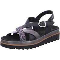 Schuhe Damen Sandalen / Sandaletten Mephisto Sandaletten Dita 1200-13452-10103 schwarz