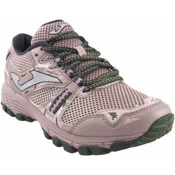 Schuhe Damen Multisportschuhe Joma Damenschuh  2113 Lachs Silbern