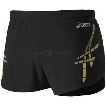 Kleidung Damen Shorts / Bermudas Asics Startowe Speed Short Schwarz