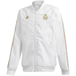 Kleidung Jungen Trainingsjacken adidas Originals  Weiss