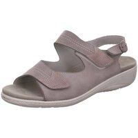 Schuhe Damen Sandalen / Sandaletten Aco Sandaletten Wally 02 705/5962 grau