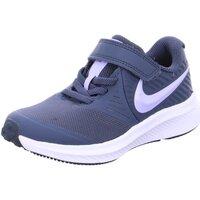 Schuhe Jungen Laufschuhe Nike Low AT1804 406 AT1804 406 blau