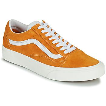 Schuhe Damen Sneaker Low Vans UA OLD SKOOL Orange